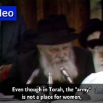 Weekly Living Torah Video: The Role of Girls in the Army