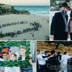 'Our Big Kitchen' Hosts Shabbos Meal on Sydney Beach