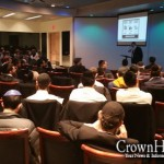 Author Delivers Seminar on How to Build Wealth