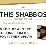 Shabbos at the Besht: 10 Life Lessons from the Aron