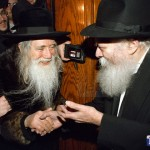 The Erlauer Rebbe, Rabbi Yochanan Sofer, 93, OBM