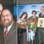 Gala Dinner Fetes 24 Years of Chabad in Riverdale