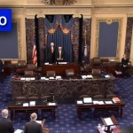 Video: Alaska Shliach Opens U.S. Senate Session