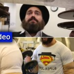 Video: Lifting the Torah Like a Boss