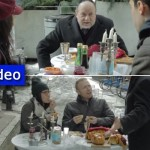 Video: Shabbos Meal on a New York City Street