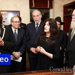 Video: Stabbing Victim's Mother Thanks G-d for Saving Her Son