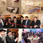 Magnificent New Mikvah Dedicated in Moscow