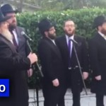 Video: Sufrin Family Sings 'Im Eshkocheich'