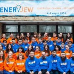 Picture of the Day: Jewish Teens Unite in Samara