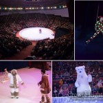 Purim in Kharkov Celebrated in the Circus – On Ice