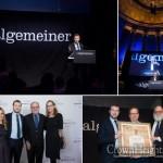 'Jewish 100' Honored at Algemeiner Gala
