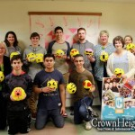 CTeen Brings Smiles to NJ Cancer Patients