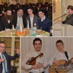 Fathers and Sons Unite for Melave Malka