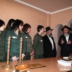 First Prayer Room for Female Jewish Prisoners Opens in Russia
