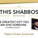 Shabbos at the Besht: The Greatest Gift You Can Give