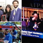 Florida Shluchim Receive AIPAC's 'Ally of the Year' Award