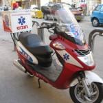 Daily News to De Blasio: Bring Jerusalem Style Ambucycles to NYC