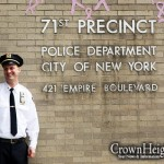D.I. Grandstaff Takes the Helm of the 71st Preinct
