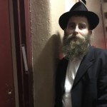 Shliach Denounces Mezuza Theft As Hate Crime