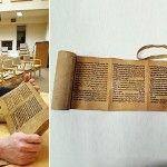 300-Year-Old Megillah to Highlight Maryland Purim
