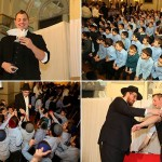 Oholei Torah has Pre-Purim Celebration