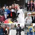 Photo Gallery: Purim on the Streets of CH #2
