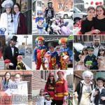 Photo Gallery: Purim on the Streets of CH #3