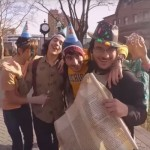 Wilkes-Barre Students Produce Purim Dance Track