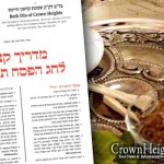 Badatz Issues Guide for Laws, Customs and Times of Pesach