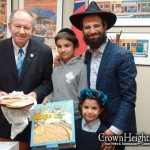 Picture of the Day: Canada's Oldest Jewish MP