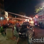 """Two Alarm Fire Destroys Notorious """"Crack House"""""""