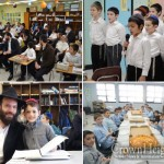 ULY Students Joined by Fathers for Siyum