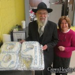 Descendants of Massachusetts Shliach Continue Matzah Delivery Tradition