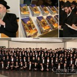 Over 300 Cities to Host Merkos Shluchim this Pesach