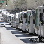 66 Mitzvah Tanks to Parade in NYC on Rebbe's Birthday