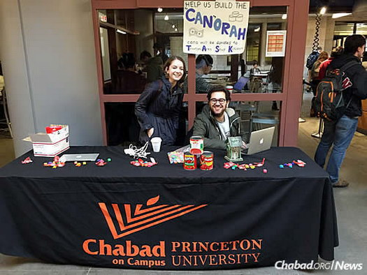 Chabad News Crown Heights News Lubavitch News At Princeton Jewish