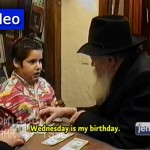 Weekly Living Torah Video: The Birthday Campaign