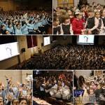 Beis Rivkah Elementary's 1st Ever School-Wide Hakhel