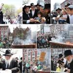 PSA: No Plastic at When Burning the Chametz