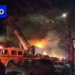 Jewish-Owned Commercial Kitchen Goes Up in Flames