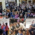 Photos: Chol Hamoed Rally for Children in 770