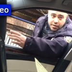 Officer Suspended for Blaming Tickets on de Blasio
