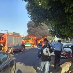 Bus Explodes in Jerusalem on Way to Chevron
