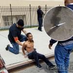 Man Wielding Knife, Shouting 'Allah Akbar' Apprehended
