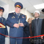 New Synagogue for Moscow Inmates‏