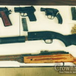 Arsenal of Weapons Found in Crown Heights Apartment