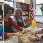 Learning, Kneading, Laughing at Upstate Challah Bake