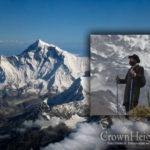 Tanya Printed on Mount Everest