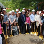 Chabad of Westport Breaks Ground on New Center
