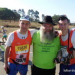 Tefillin on the Run: Chabad at the Comrades